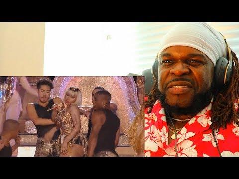 Nicki Minaj Performs 'Majesty', 'Barbie Dreams' & More (Live Performance)   2018 MTV VMAs - Reaction
