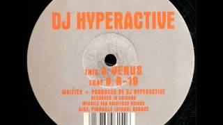 Venus - DJ Hyperactive  /  Venus EP (Missile Records)