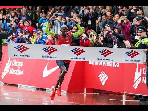 Mo Farah Wins 2018 Chicago Marathon