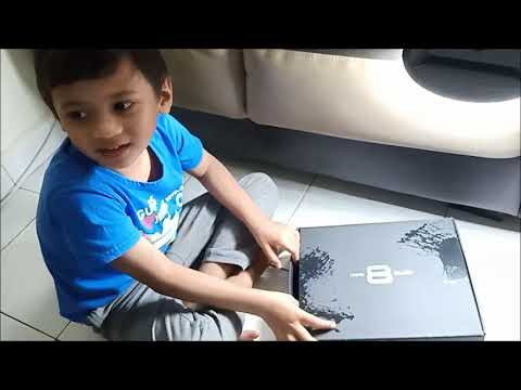 Adam Isyraf Unboxing GoPro HERO 8