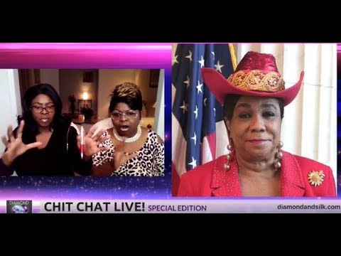Diamond and Silk Chit Chat LIVE Special Edition- Time to Set Some People Straight!