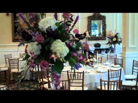 Philadelphia Country Club Florist- Belvedere Flowers