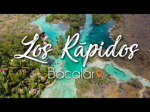 Los Rápidos - Bacalar Quintana Roo