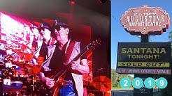 Santana Live in Saint Augustine, FL. 2019