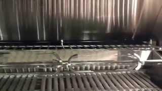 Spring Grill Or Roast Backyard Bbq Machine-kitchen