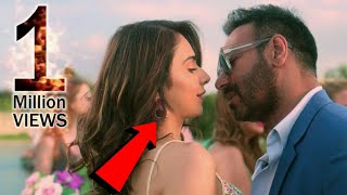 Mistakes In De De Pyaar De Full Movie 2019 Rakul Pareet Ajay devgn Tabu - Haq Se Hero