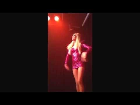 Venus d'Luna performs Heart Hypnotic by Delta Goodrem
