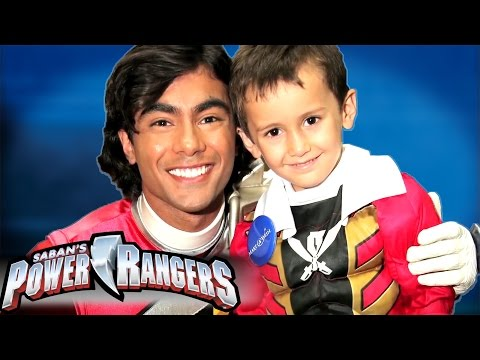 Power Rangers emPOWER: Saban Brands and Make-A-Wish