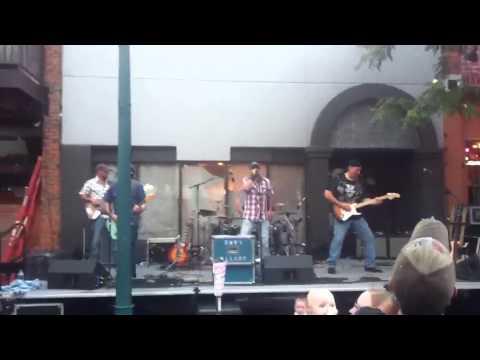 Justin Lane Band- How She Rolls