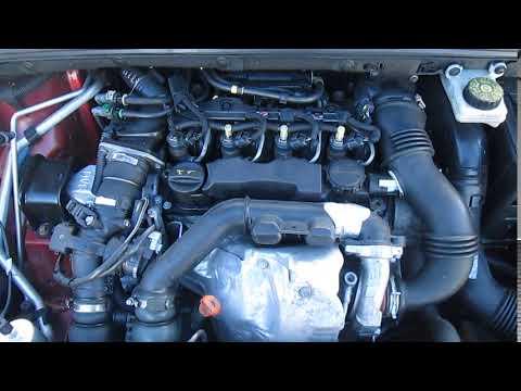 Peugeot/Citroen Engine 1.6 HDI 2009