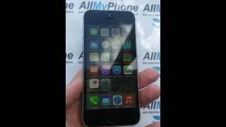 Замена дисплейного модуля Iphone 5S(, 2016-06-21T04:43:11.000Z)