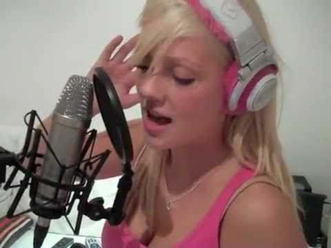 Alexa Goddard - Turn My Swag On (Keri HilsonSoulja BoyCher Lloyd Remix Cover)