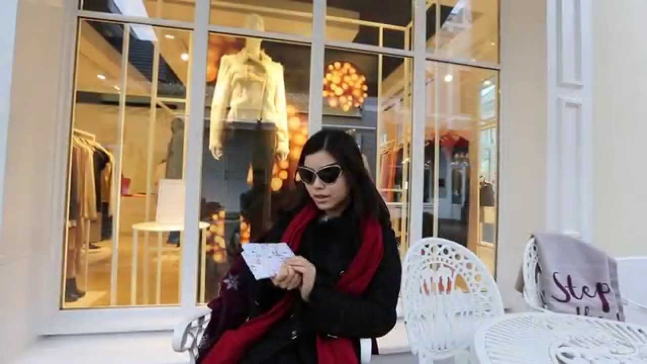 e803ab6b44e [Paris] La Vallee Outlet Tips & Review - CELINE, Ferragamo, Burberry,  VALENTINO - YouTube