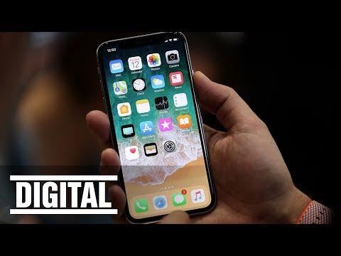 iPhone X - So sieht das neue iPhone aus / Apple Watch & Apple TV 4 K vorgestellt