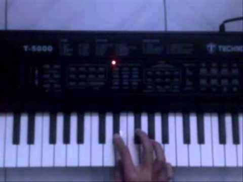 aisi deewangi_deewana-piano