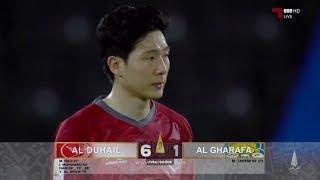 المباراة كاملة | الدحيل 6 - 1 الغرافة | نصف كأس قطر 2018