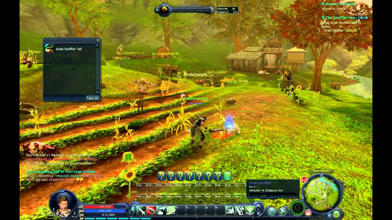 Aion Gameplay HD