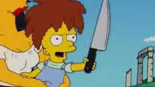 Bob Patiño en Los Simpsons