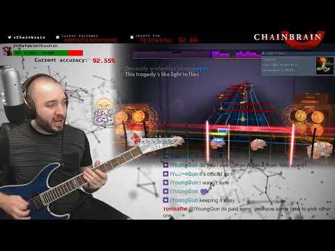 Trivium - Like Light to the Flies (Rocksmith 2014 Custom DLC)