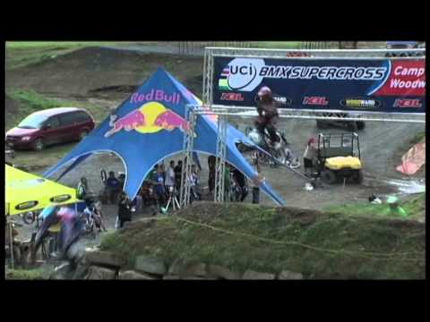 UCI BMX Supercross Downhill 2003: TV Show