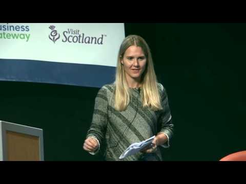 Digital Tourism Scotland Conference 2015: Optimising Digital