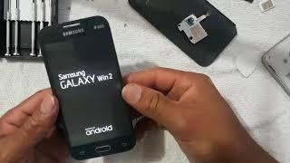 Samsung touch-screen não funciona RESOLVIDO.
