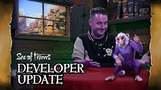 Sea of Thieves Developer Update: November 27th 2019