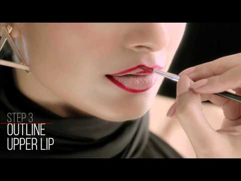 The Sculpt Look with Lakmé Absolute Sculpt Lipsticks