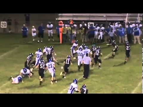Andy Lee Football Highlights Soph/Jr