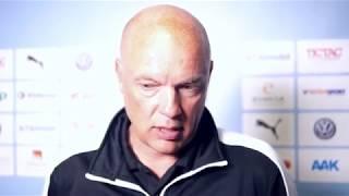 Uwe Rösler efter 1-1 mot Östersunds FK