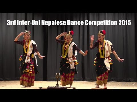 3rd Inter-Uni Nepalese Dance Competition 2015, Traditional Magar Kaura Song & Dance