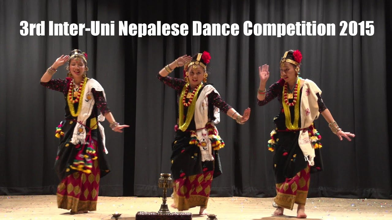 Download 3rd Inter-Uni Nepalese Dance Competition 2015, Traditional Magar Kaura Song & Dance
