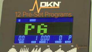 DKN AM-E Exercise Bike Honest Review
