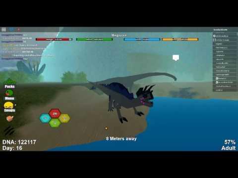 Megavore Robloxdinosaur Simulator