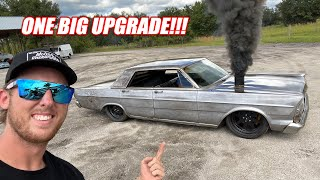homepage tile video photo for Here's Why Our Cummins Swapped 1965 Galaxie Went Missing... (Runs HARD)