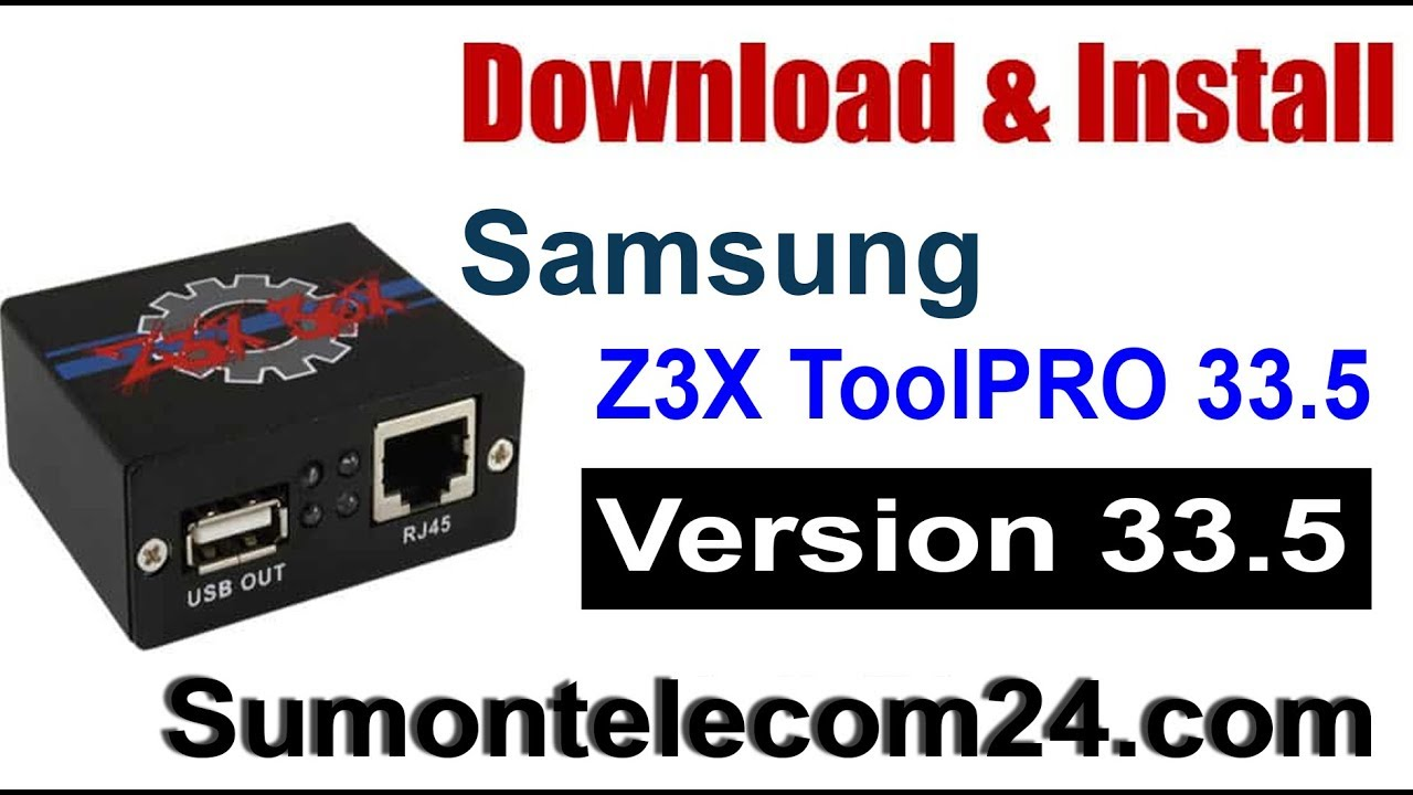 z3x samsung tool v17.5 gratuit