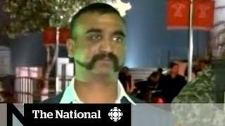 कैसे एक पर कब्जा कर लिया पायलट भारत पाकिस्तान संघर्ष में एक प्रचार प्रॉप बन गया