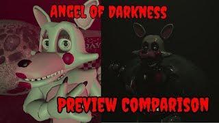 [SFM FNAF] Angel of Darkness Preview  Comparison