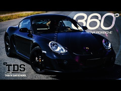 [360º] Porsche Cayman (911 engine swap)