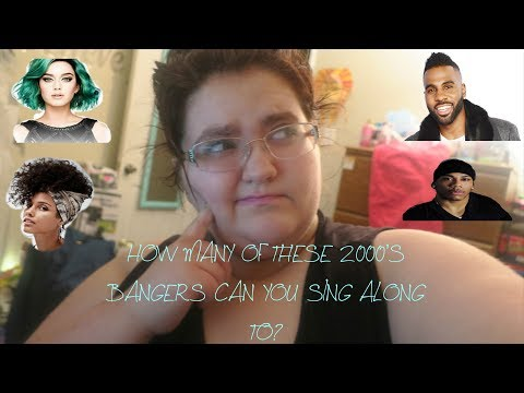 HOW MANY OF THESE 2000'S BANGERS CAN YOU SING ALONG TO? | Ariel Wilkerson