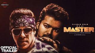 Master Movie Salman Khan | Master Hindi Remake Salman Khan South Remake Movies