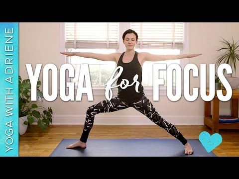 Yoga For Focus & Productivity - 10 min practice Mp3