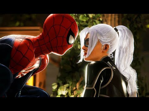 SPIDERMAN (PS4) The Heist DLC Launch Trailer @ 1080p HD ✔
