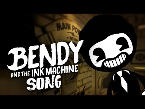 BENDY INK AND THE SONG MACHINE  iTownGamePlay Song