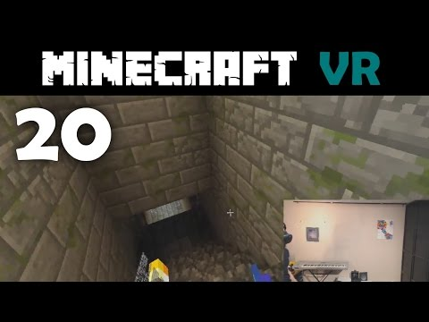 Minecraft Virtual Reality Episode 20 - Endless Stronghold