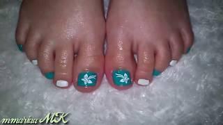❤️Pedicura A Niña / Pedicure To Child❤️  | mmariaa MK