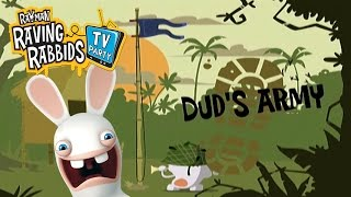 #7 Rayman Raving Rabbids TV Party - B.R.U.S.H. - Video Game - Gameplay - Game Movie For Kids