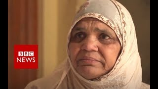 From Syria to safety in Pakistan - BBC News
