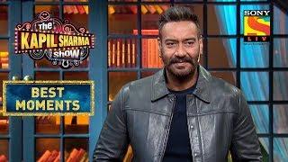 The Secret Behind Ajay Devgn's Movies   The Kapil Sharma Show Season 2   Best Moments