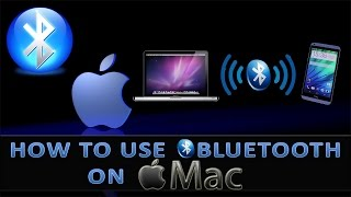 How to connect a Bluetooth Device with MacBook Pro?